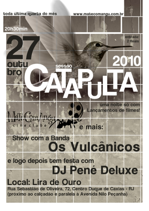 Sessão Catapulta 2010!