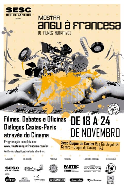 Mostra Angu à Francesa de Filmes Nutritivos